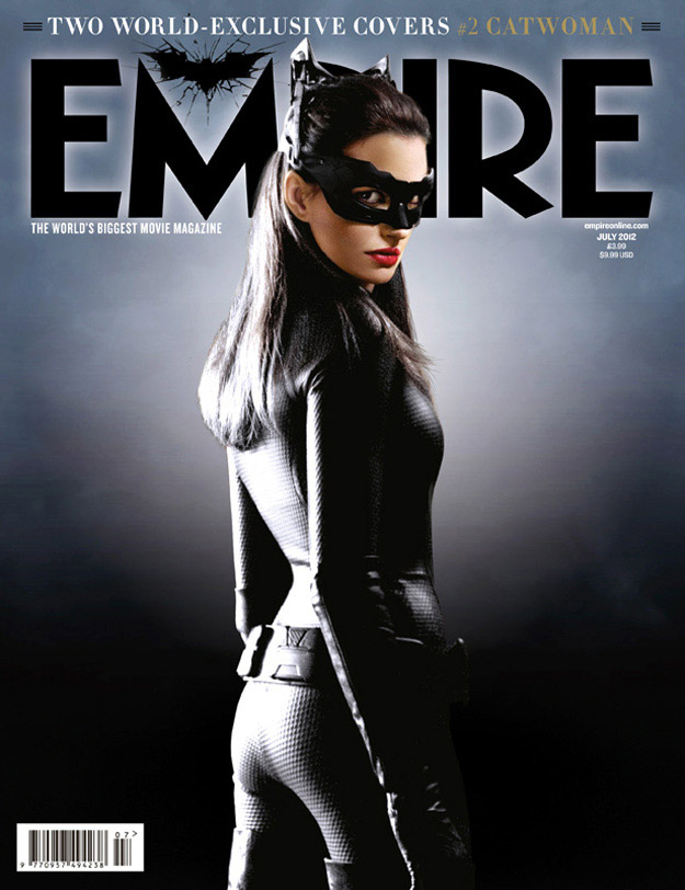The Dark Knight Rises, Empire cover 2, skipcrop
