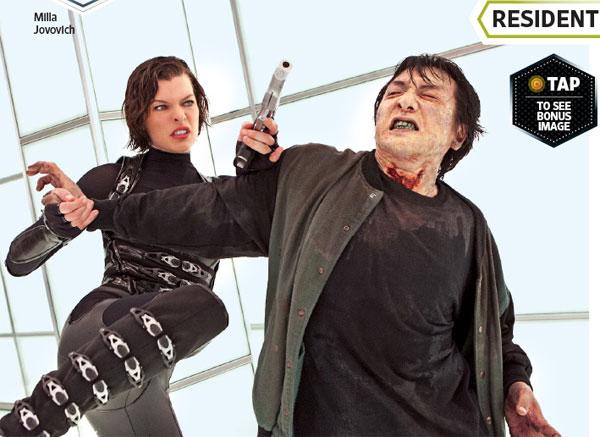 Resident Evil: Retribution skip crop