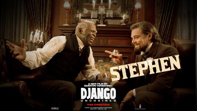 Django Wallpaper, Stephen