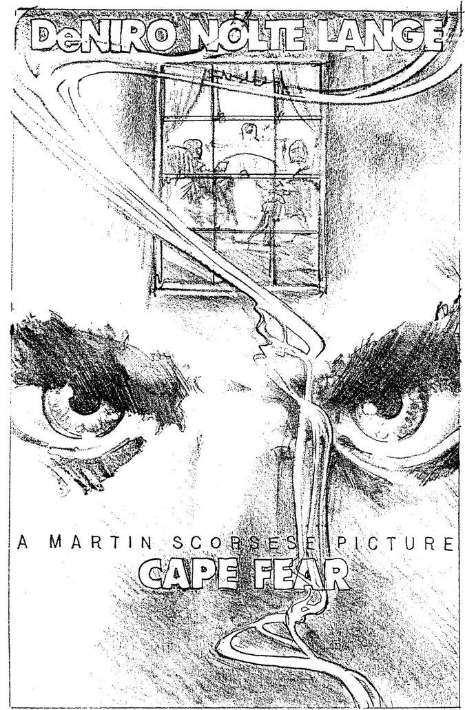 """Cape Fear"" Artwork"