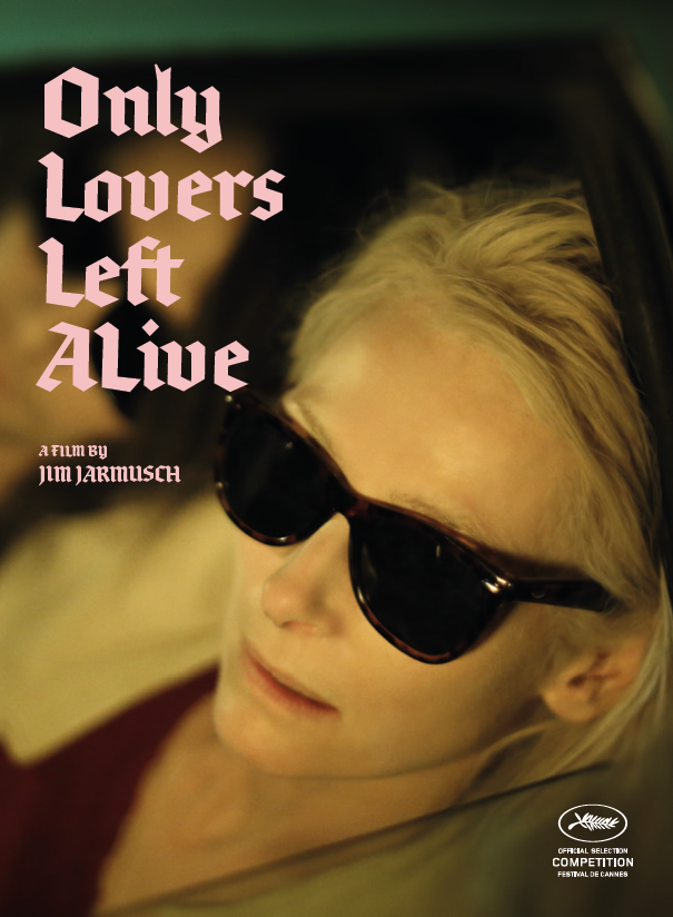 Only Lovers Left Alive, poster