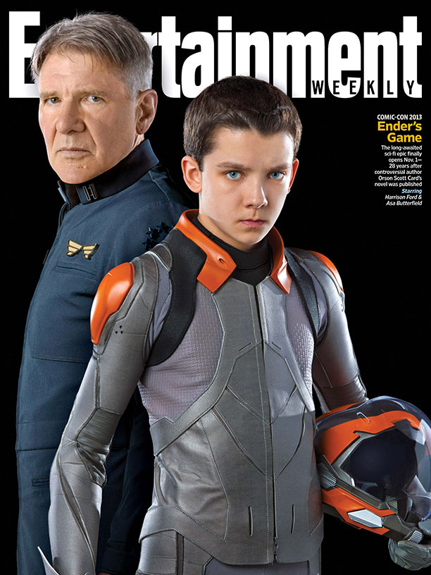 Ender's Game EW Cover
