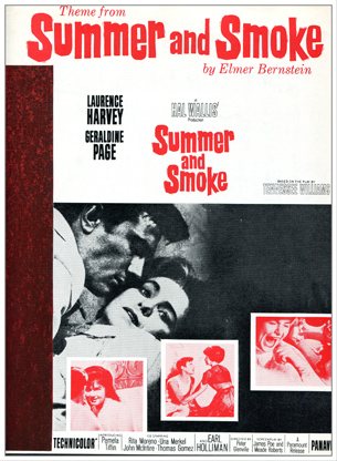 Theme from 'Summer and Smoke'
