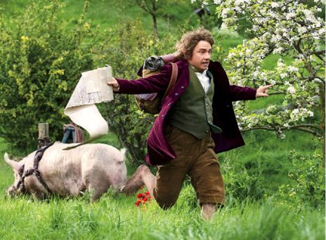 Martin Freeman, Hobbit, Bilbo (skip crop)