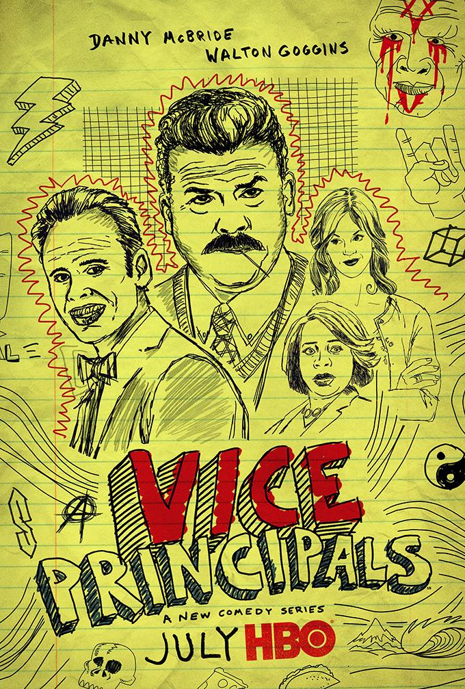 Vice Principals, poster