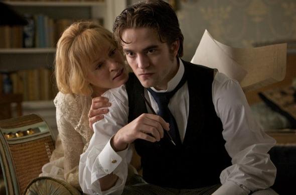 Robert Pattinson Uma Thurman Bel Ami skip crop