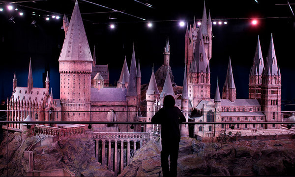 London's 'Harry Potter' Studio Tour
