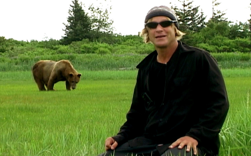 A more recent success, Werner Herzog's perverse, funny, deeply-touching documentary is about Timothy Treadwell, a granola-eating, press-loving nature freak ...