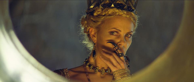 Snow White And The Huntsman Charlize Theron skip crop