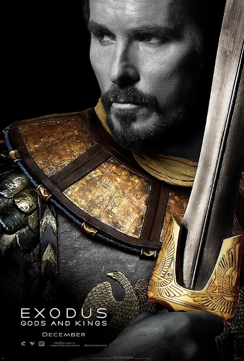 Exodus: Gods and Kings, poster