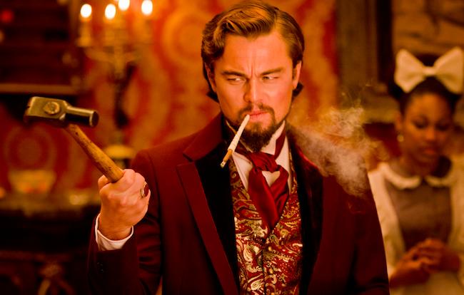 Django Unchained Leonardo DiCaprio skip crop