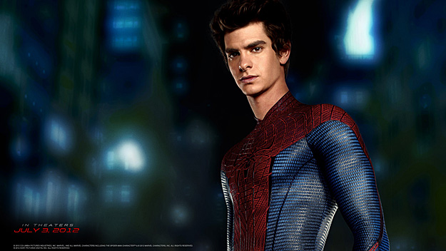 The Amazing Spider-Man Andrew Garfield Wallpaper