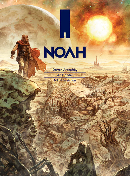Noah Graphic Novel cover