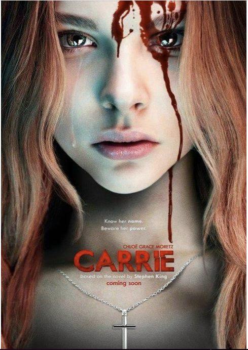 Carrie Fan Poster