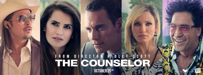 The Counselor, Banner, skip