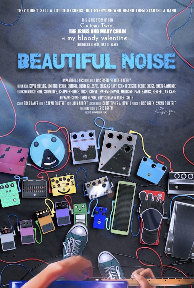 Beautiful Noise Poster