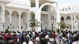 Presidential Palace, Mali