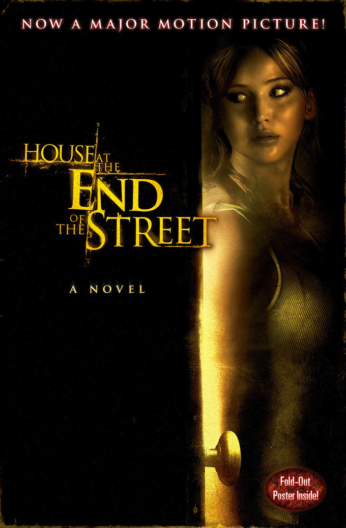 House At The End Of The Street Book artwork