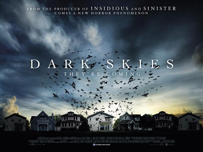 Dark Skies Poster