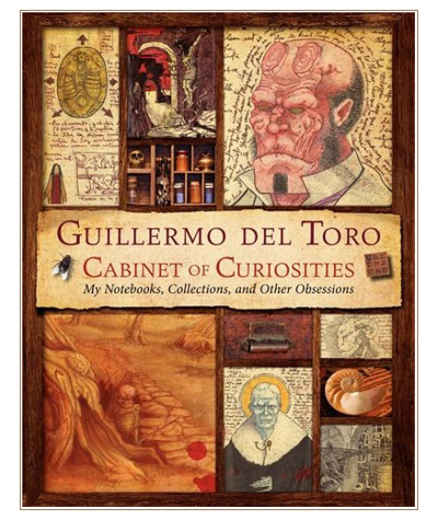 Guillermo Del Toro-Cabinet of Curiousities-400