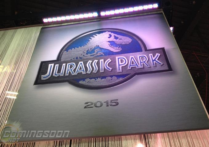 Jurassic Park 4 Poster (skip crop)
