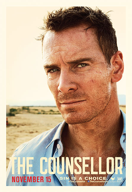 Counselor, Fassbender, character poster
