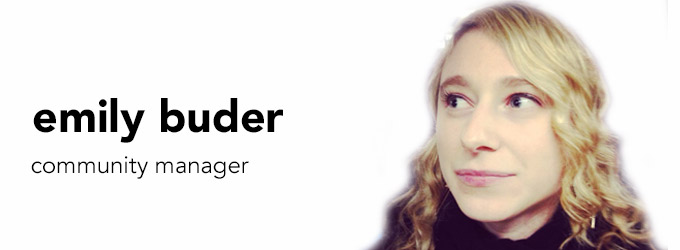 Emily Buder - Team Page