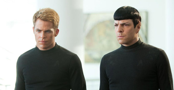 Star Trek Into Darkness Chris Pine Zachary Quinto skip crop