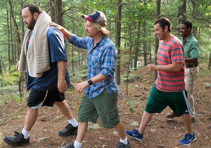 Kevin James-David Spade-Adam Sandler-Chris Rock-680