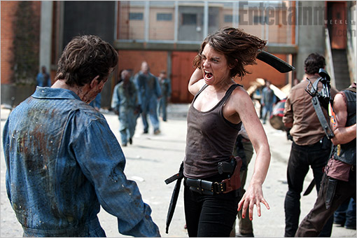 The Walking Dead skip crop