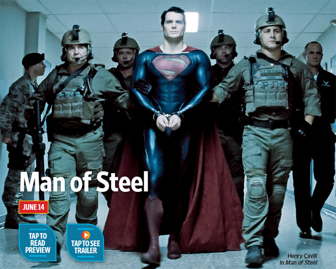 Man Of Steel skip crop