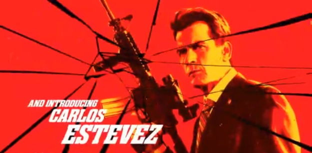 Carlos Estevez is Charlie Sheen