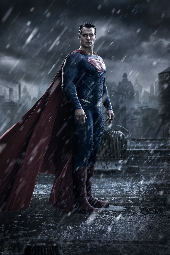 Henry Cavill In 'Batman V. Superman: Dawn Of Justice'
