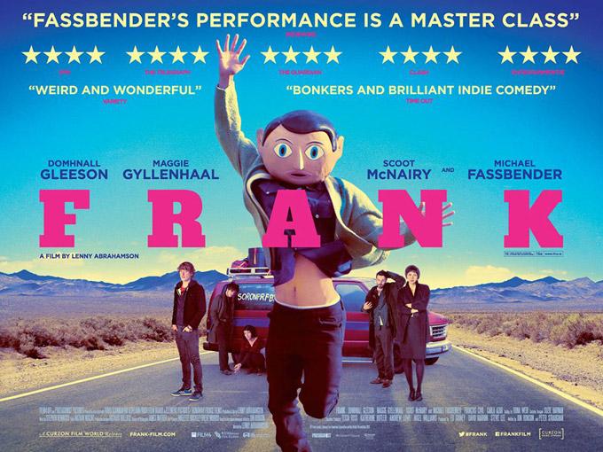 Frank, UK poster