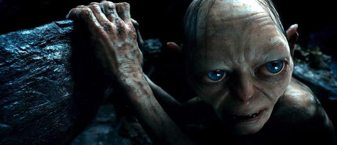 The Hobbit: An Unexpected Journey, gollum, skip crop