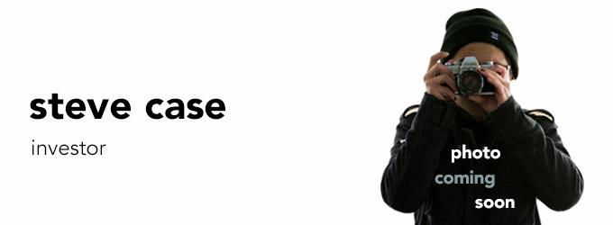 Steve Case - Team Page