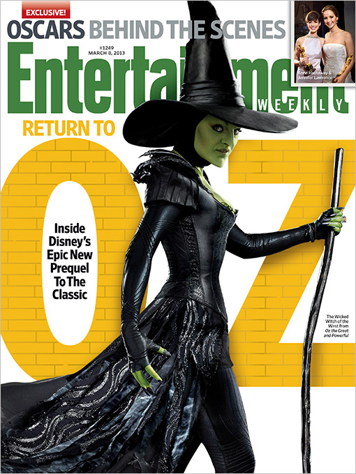 Oz the Great and Powerful EW full cover