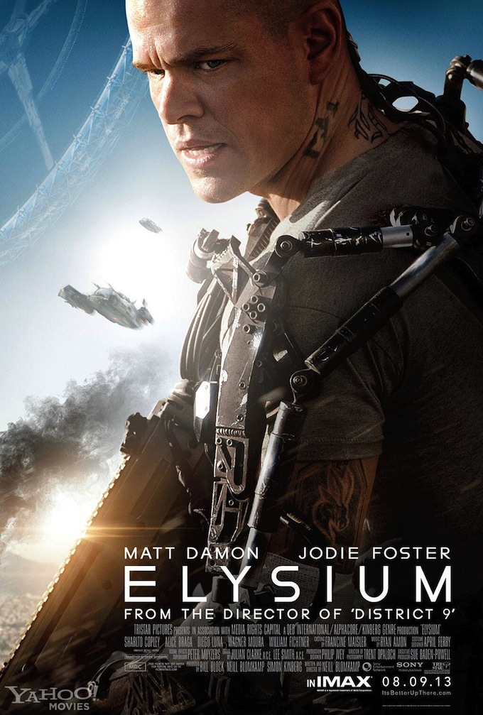 Elysium, poster