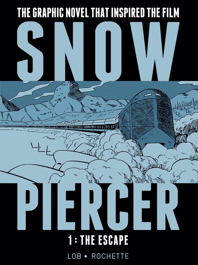 Snowpiercer Comic