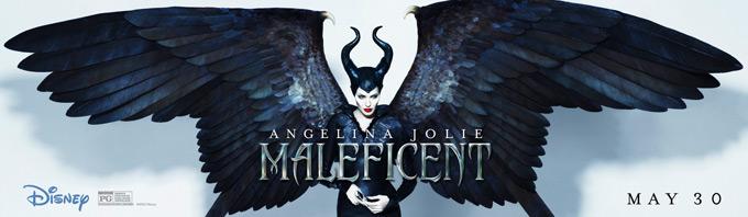 Maleficent, poster, skip