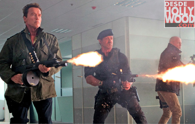 EW Expendables 2