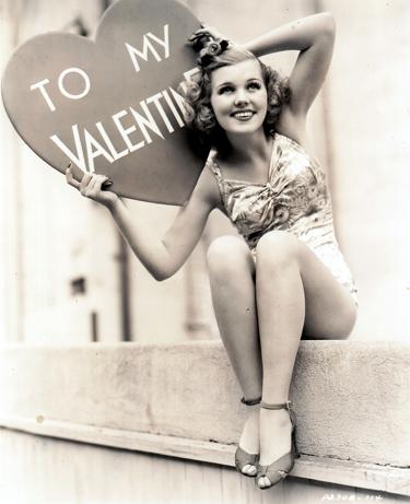 Paramount Starlet Joyce Matthews