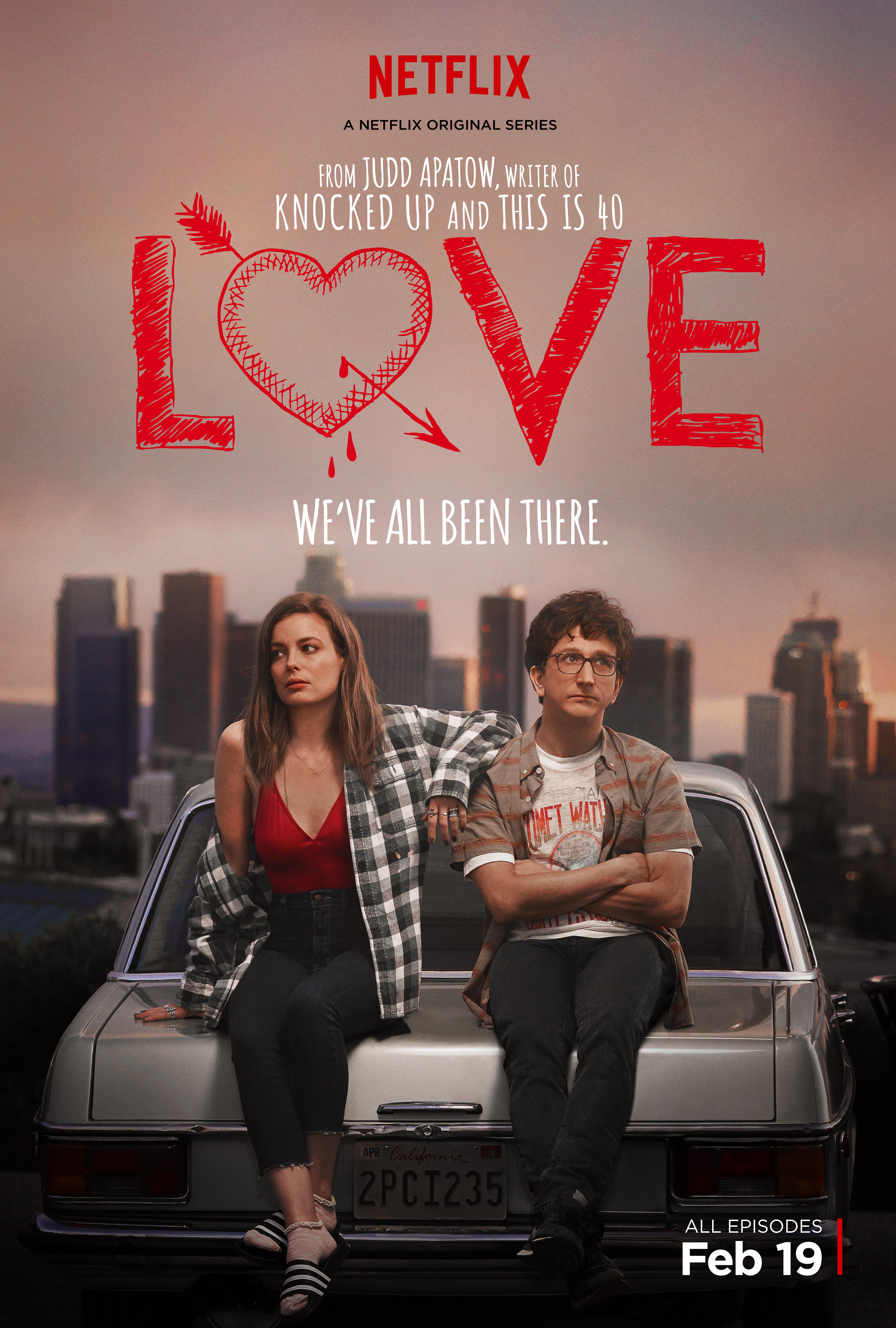 Love: Poster