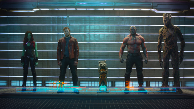 Guardians Of Galaxy