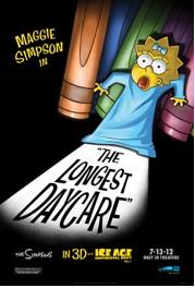 Maggie Simpson in David Silverman's 3D Animated short film