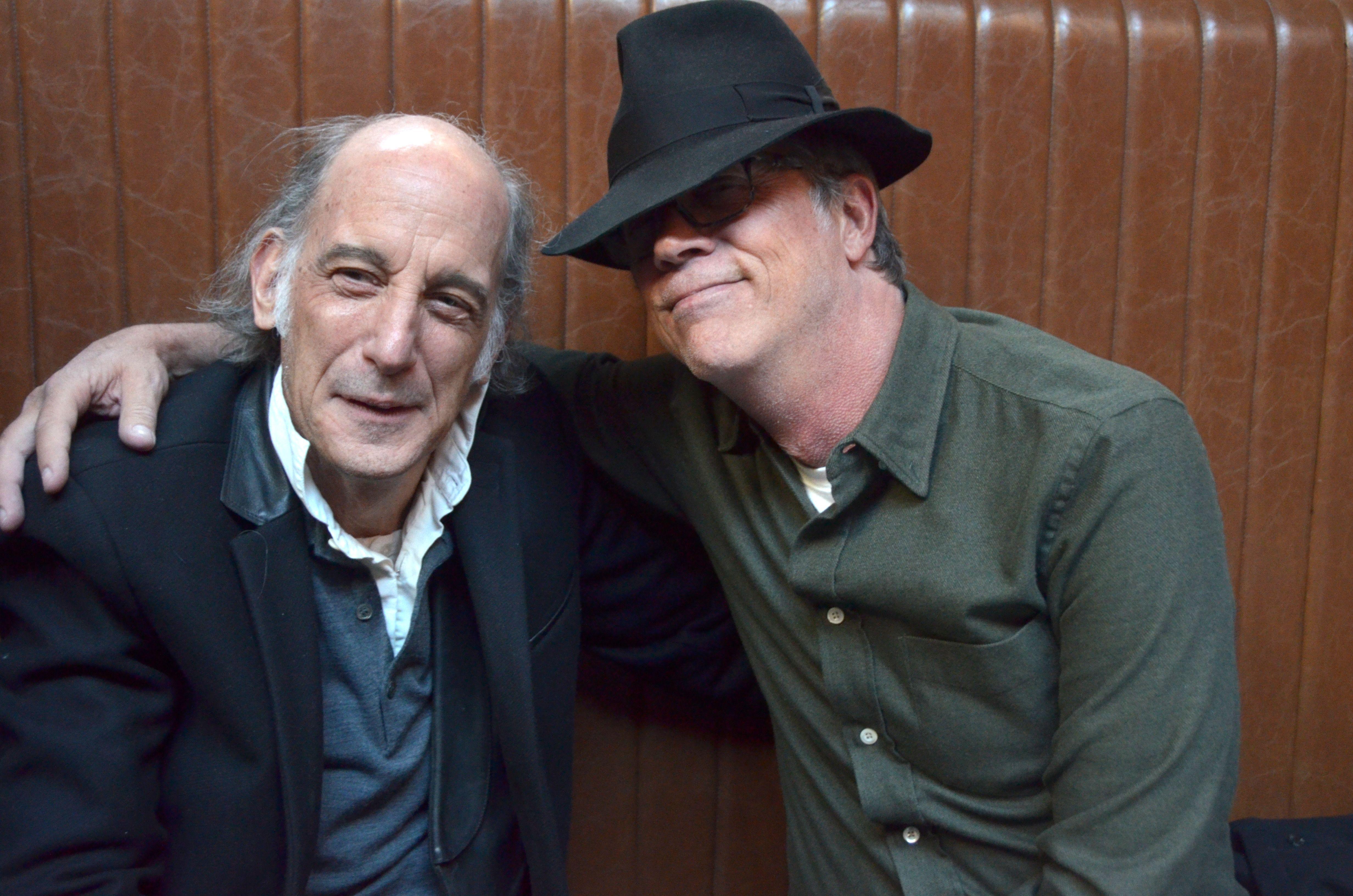 """Carol"" cinematographer Ed Lachman and director Todd Haynes"