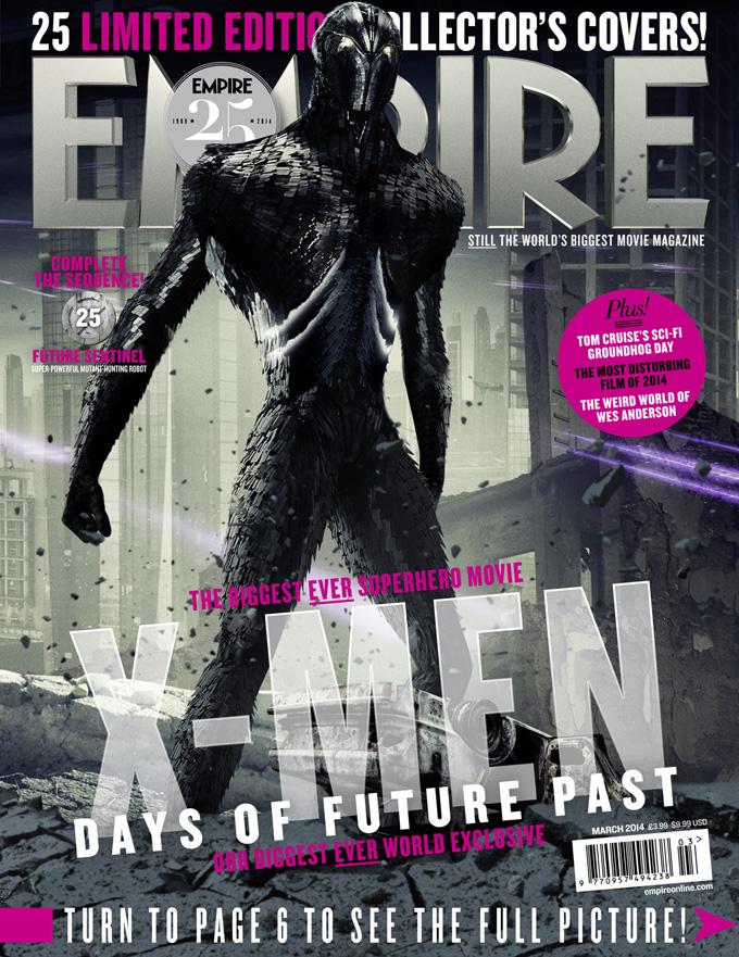 Empire X-Men Cover