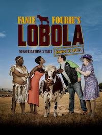 Fanie Fourie's Lobola
