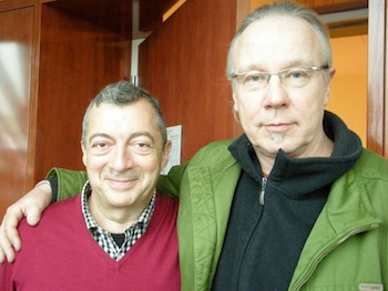 Philippe Mora and Harald Grosskopf.