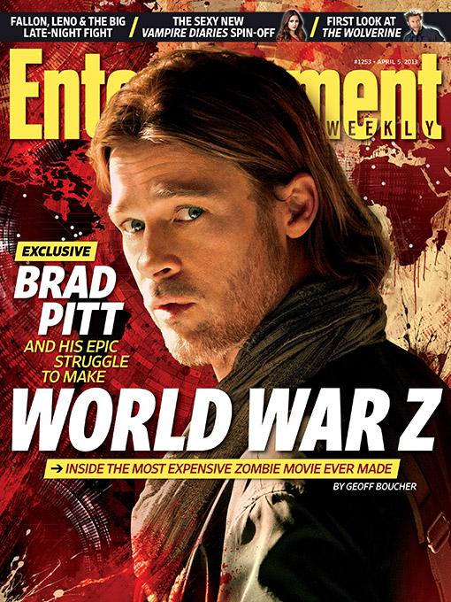 World War Z, EW cover (skip)